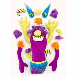 Make Your Own Monster Puppet