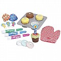Bake & Decorate Cupcake Set by Melissa & Doug