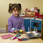 Bake And Decorate Cupcake Set
