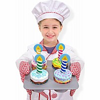 Bake  Decorate Cupcake Set