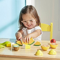 Melissa and Doug: Cutting Fruit Crate 4021