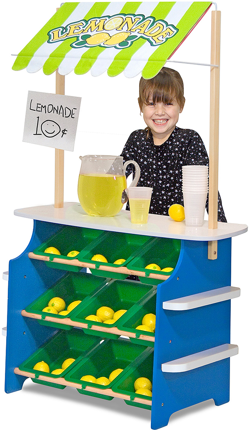 Small Lemonade Stand From Home In Canada