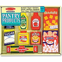 Pantry Products Set