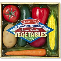 Play-Time Produce Farm Fresh Vegetables