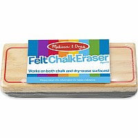 M&D Felt Chalk Eraser