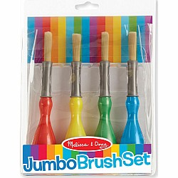 Jumbo Brush Set