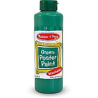 Green Poster Paint (8 oz)