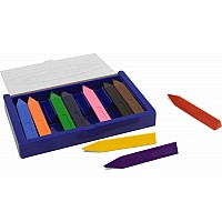 Jumbo Triangular Crayons (10 pc)