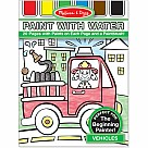 Paint With Water, Vehicles
