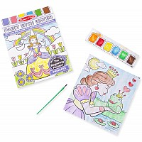 Princess Paint with Water Melissa and Doug