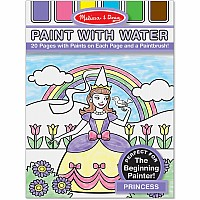 Paint with Water Princess