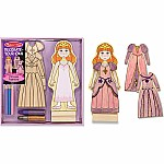 Dyo Wooden Magnetic Princess Fashions