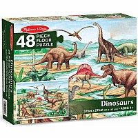 48 pc Dinosaur Floor Puzzle