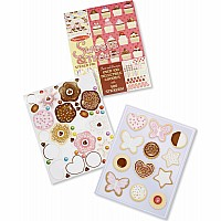 Sweets and Treats Sticker Pad