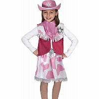 M&D Role Play Set - Cowgirl
