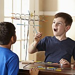 Suspend Family Game