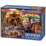 Noah's Ark Floor Puzzle - Melissa & Doug Retired