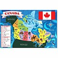 Canada Map (48pc)