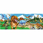 Land Of The Dinosaurs 48 Pc Floor Puzzle