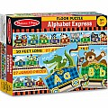 Alphabet Express Floor Puzzle (27 pc)