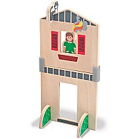 Whittle World  Fire Rescue Play Set