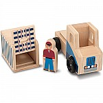 Whittle World  Cargo Ship  Truck Set