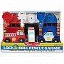 Lock  Roll Rescue Truck Garage