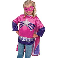 Super Heroine Costume Set
