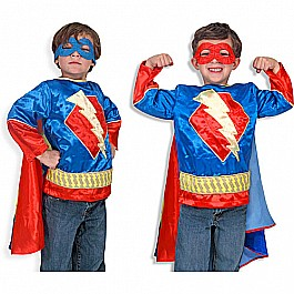 Superhero Role Play Costume Set