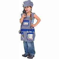 Train Engineer Costume Set
