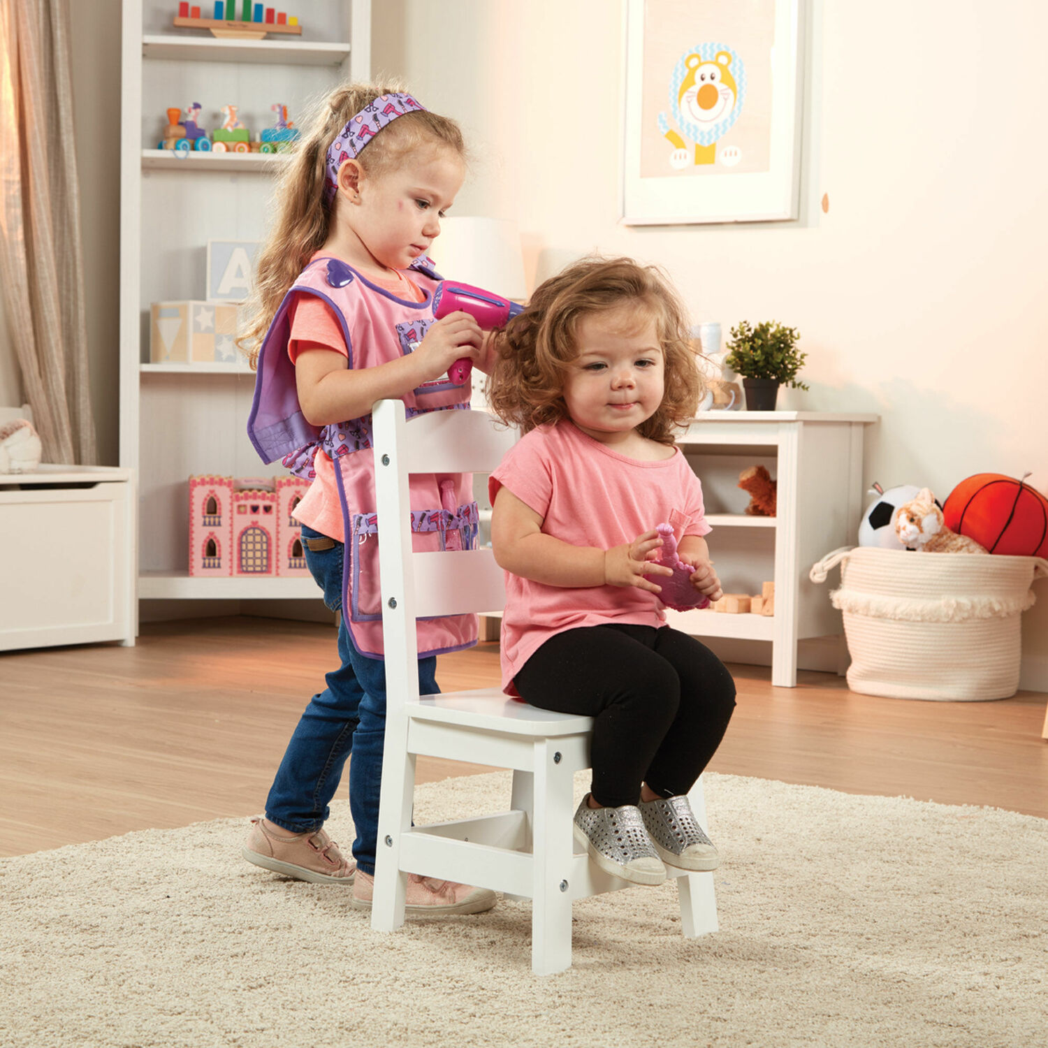 Hair Stylist Costume Role Play Set