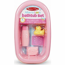 Mine to Love - Bathtub Set