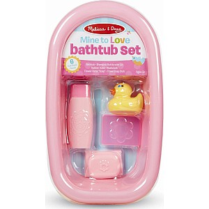 Bathtime Play Set