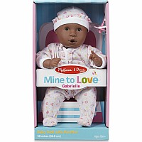Melissa and Doug Gabrielle Baby Doll
