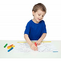 Dinosaurs Write-A-Mat (Crayons not include)