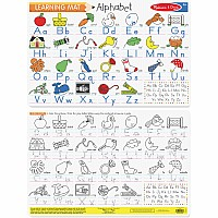 Alphabet Write-a-mat