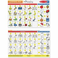 MELISSA & DOUG Learning Mat PHONICS