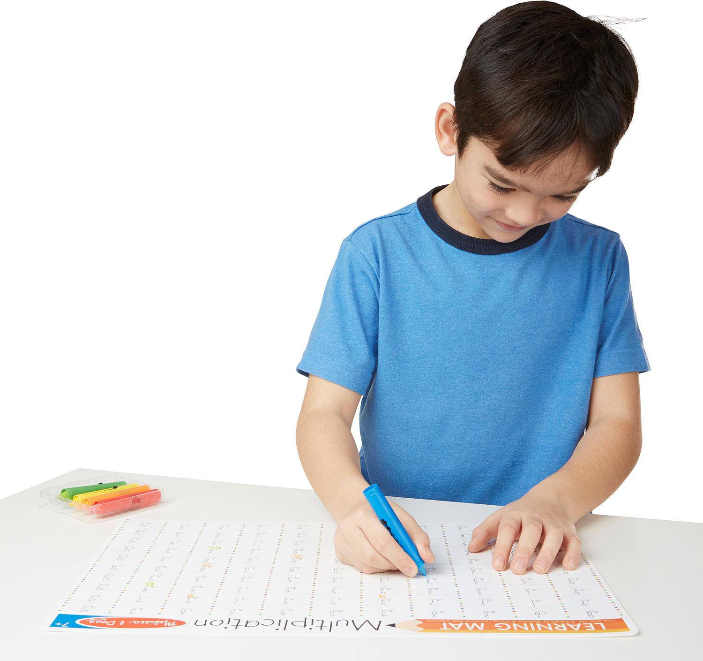 Multiplication Problems Write-A-Mat - Melissa & Doug - Bens