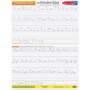 Handwriting Placemat