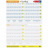Counting to 100 Learning Mat