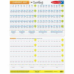 Counting to 100 Activity Mat