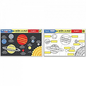 Solar System Learning Mat
