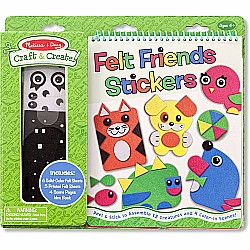 Craft and Create Felt Friends