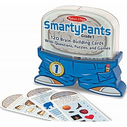 Smarty pants Grade 1 flash cards