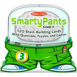 Grade 3 Smarty Pants Game