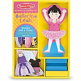Ballerina Leah  Magnetic Dress Up