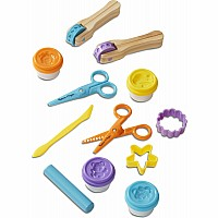 Cut, Sculpt & Stamp Clay Play Set