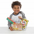 M&D Grocery Basket Set 5171