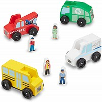 Community Vehicle Set