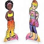 Blendypens  Paper Dolls